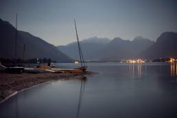 photographie nuit annecy talloires pause longue