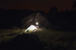 Photographie pose longue Savoie Barrage roselend